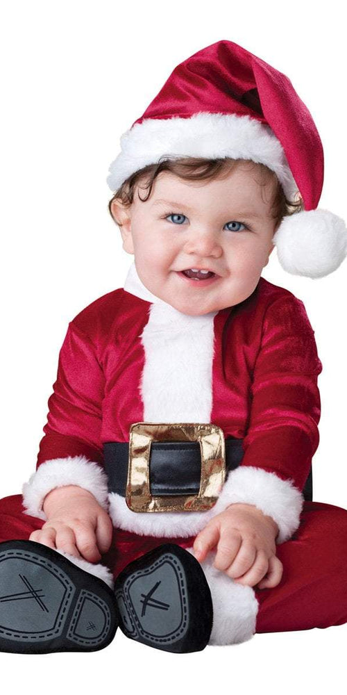 InCharacter Christmas 12-18MO Baby Santa Costume