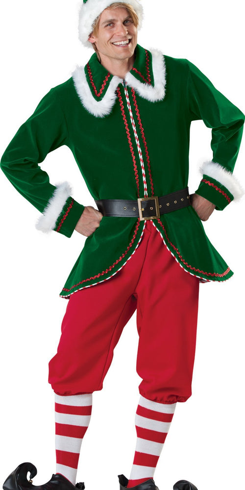 InCharacter Christmas L Deluxe Santa's Elf Costume