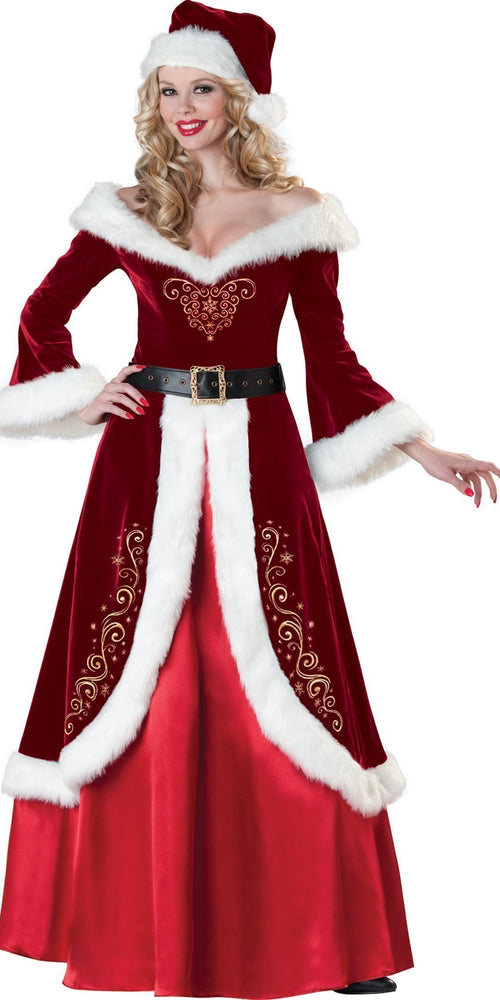 InCharacter Christmas L Mrs. St. Nick Costume