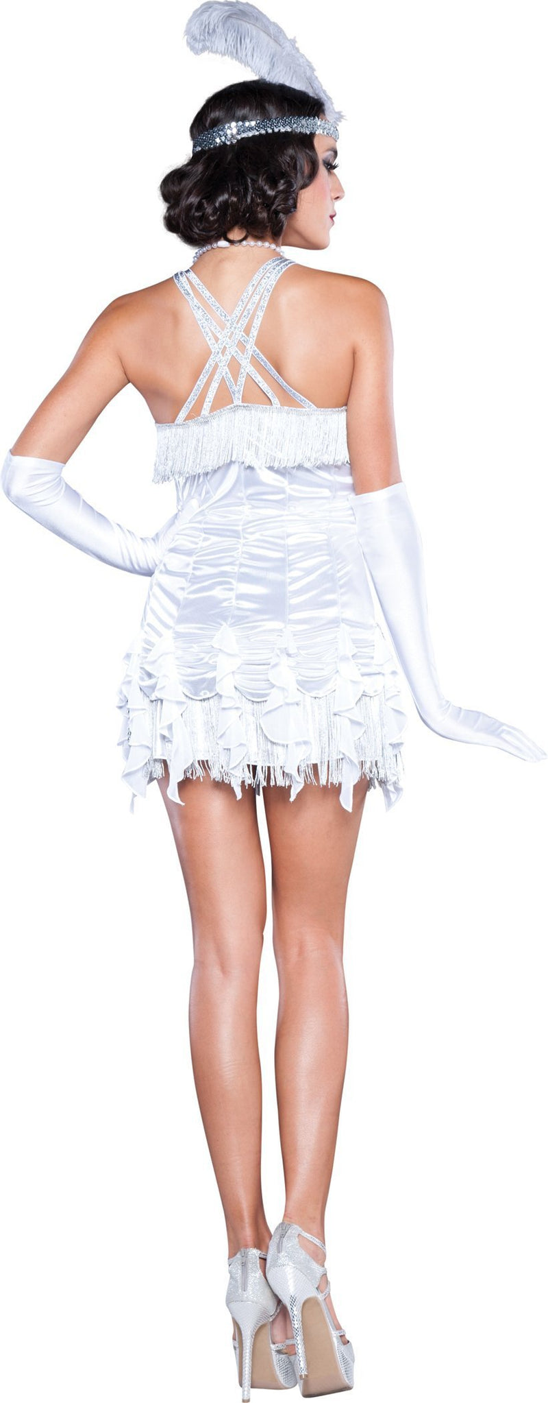 InCharacter Costumes Adult Charleston Cutie Flapper Costume
