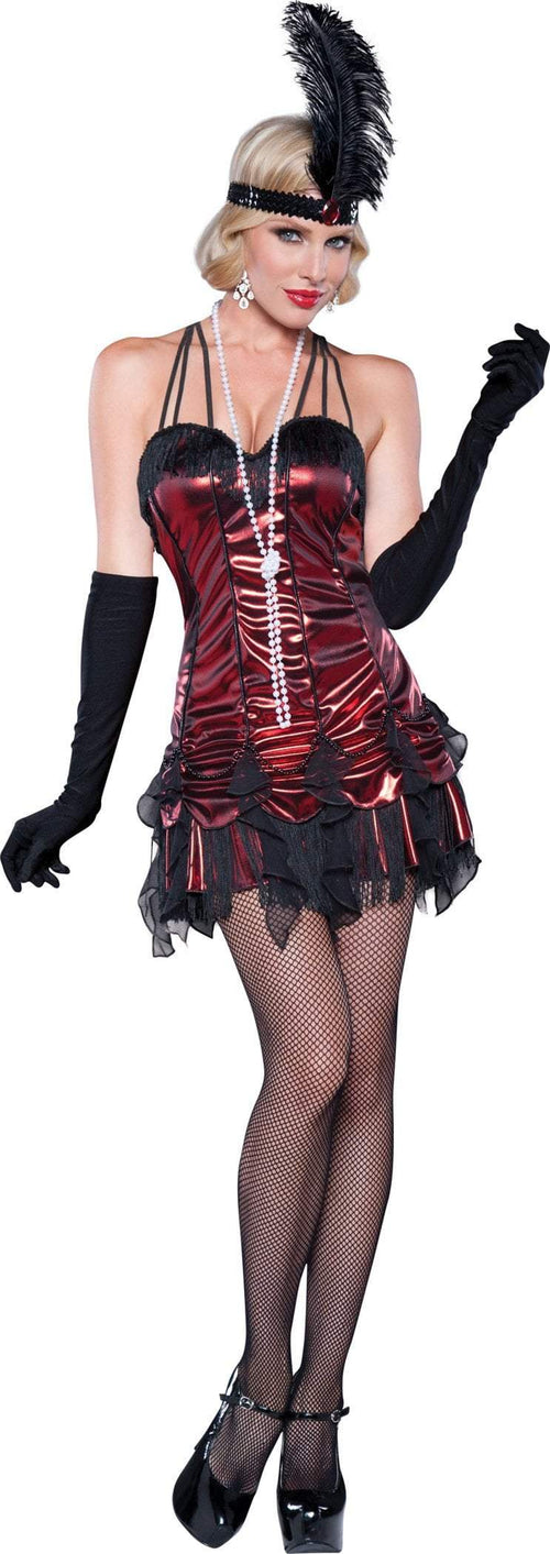 InCharacter Costumes Adult Gorgeous Gatsby Flapper Costume