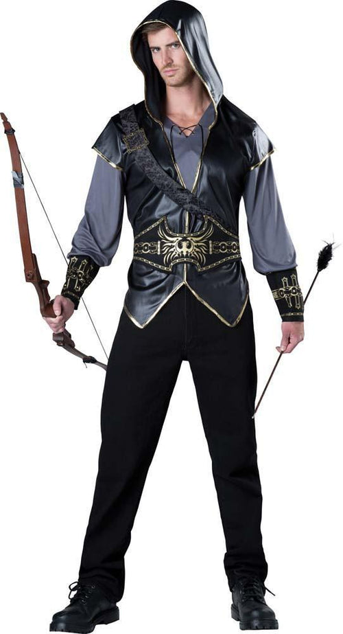 InCharacter Costumes Adult Hooded Huntsman Costume