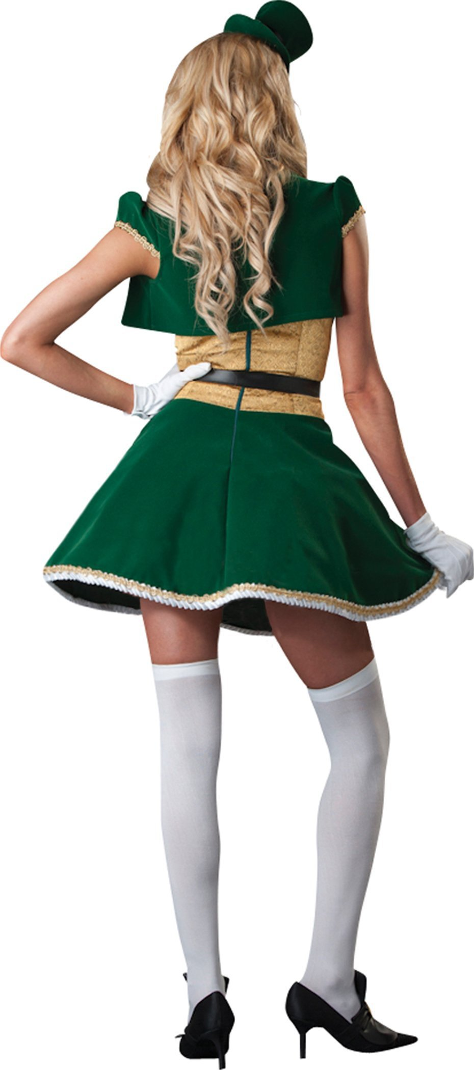 InCharacter Costumes Adult Lucky Lass Deluxe Costume