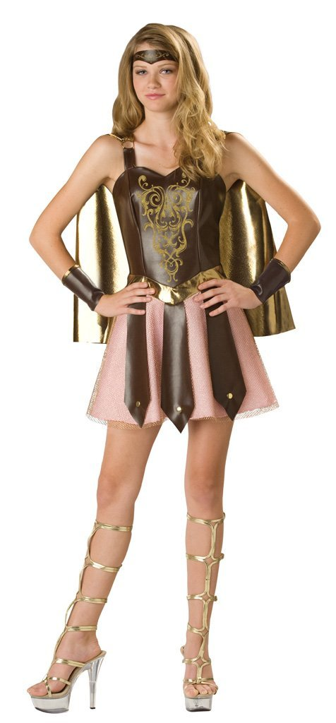 InCharacter Costumes LARGE (9-11) Teen Girls Colosseum Cutie Costume