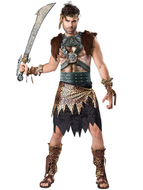 InCharacter costumes LARGE Adult Barbarian Warrior Costume