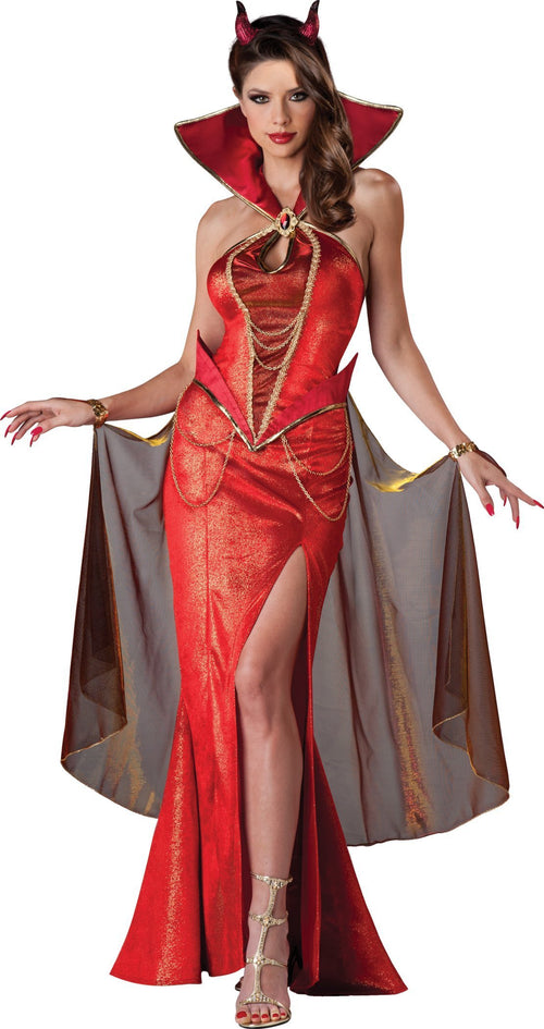 InCharacter Costumes LARGE Adult Develish Delight Deluxe Costume
