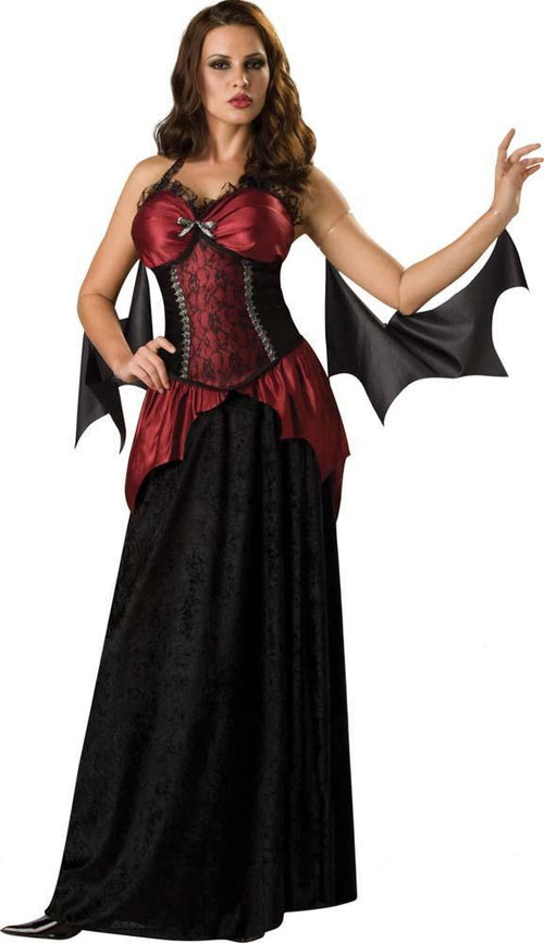 InCharacter Costumes LARGE Adult Vampiress Costume