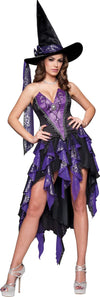 InCharacter Costumes LARGE Bewitching Beauty Deluxe Costume
