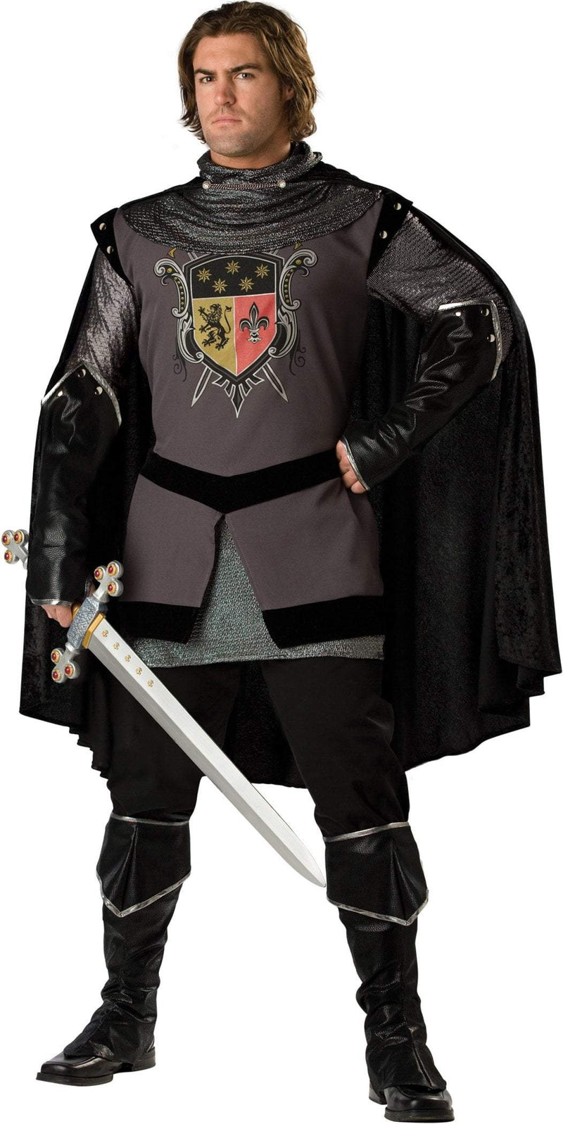 InCharacter Costumes LARGE Dark Knight Deluxe Costume