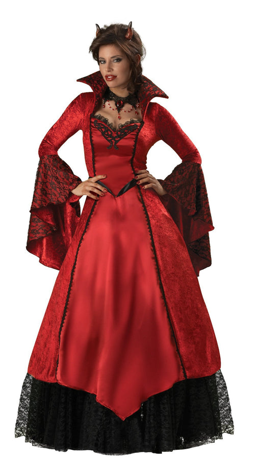 InCharacter Costumes LARGE Deluxe Devil's Temptress Costume