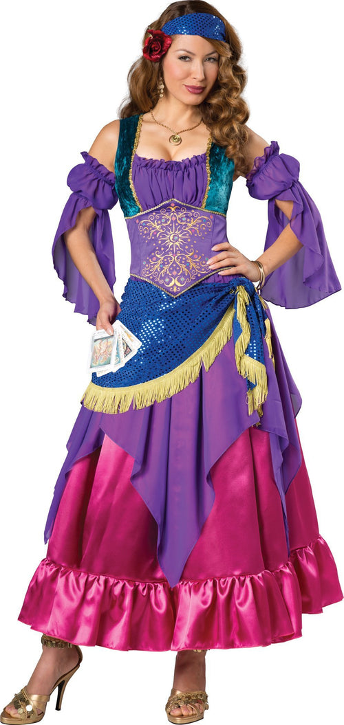 58798231d Gypsy Treasure Deluxe Costume