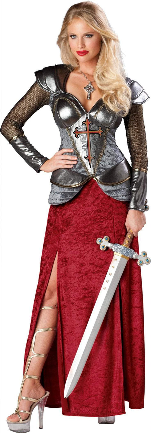 InCharacter Costumes LARGE Joan of Arc Deluxe Costume