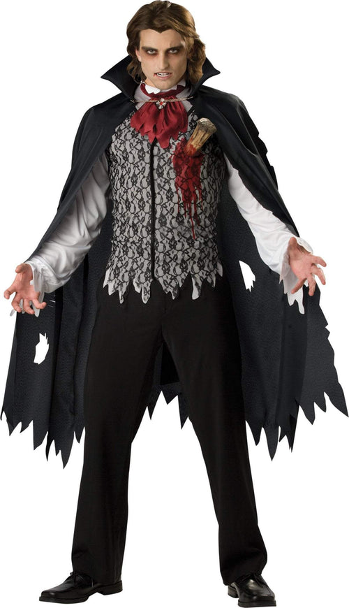 InCharacter Costumes LARGE Vampire B. Slayed Costume