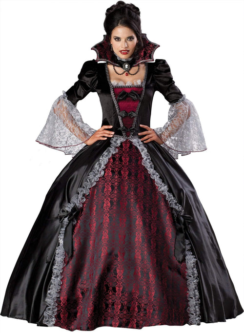 InCharacter Costumes LARGE Vampiress of Versailles Deluxe Costume