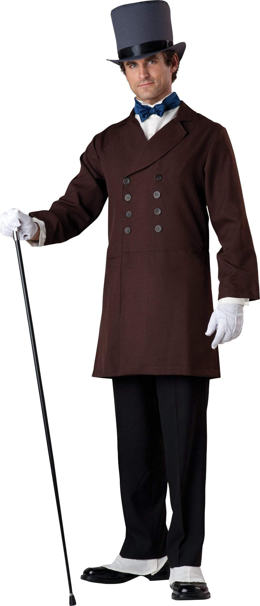 InCharacter Costumes LARGE Victorian Gentleman Deluxe Costume