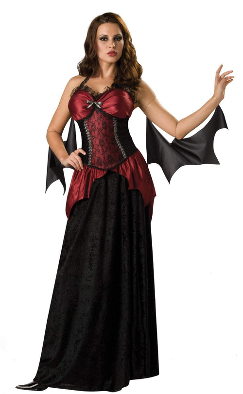 InCharacter Costumes MEDIUM Adult Vampiress Costume