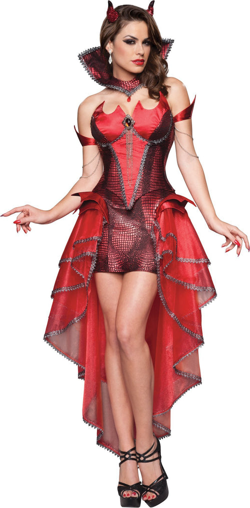 InCharacter Costumes SMALL Deluxe Devilicious Costume