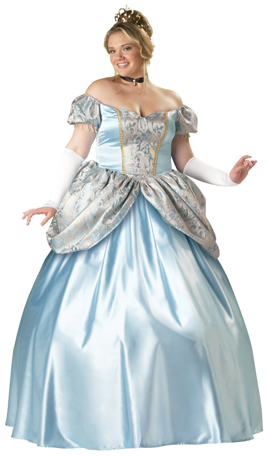 InCharacter Costumes XX-LARGE Deluxe Enchanting Princess Plus Size Costume