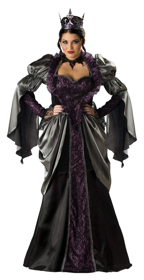 10b3a7c93 Deluxe Plus Size Wicked Queen Costume