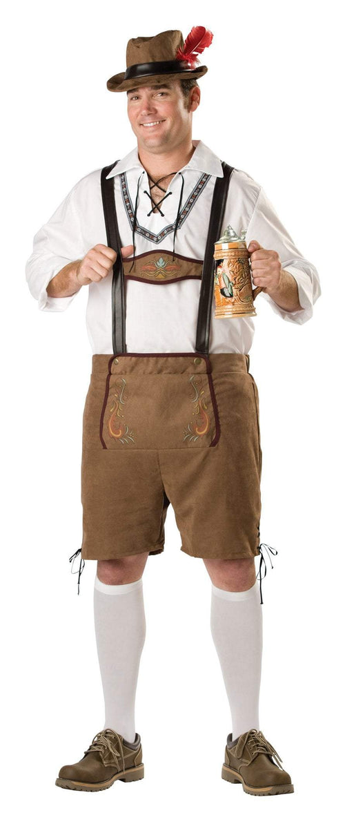 InCharacter Costumes XX-LARGE Oktoberfest Guy Deluxe Costume