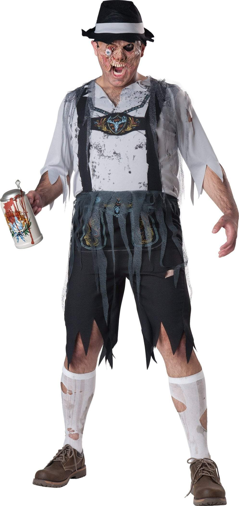 InCharacter Costumes XXLARGE Adult OktoberFEAST Plus Costume