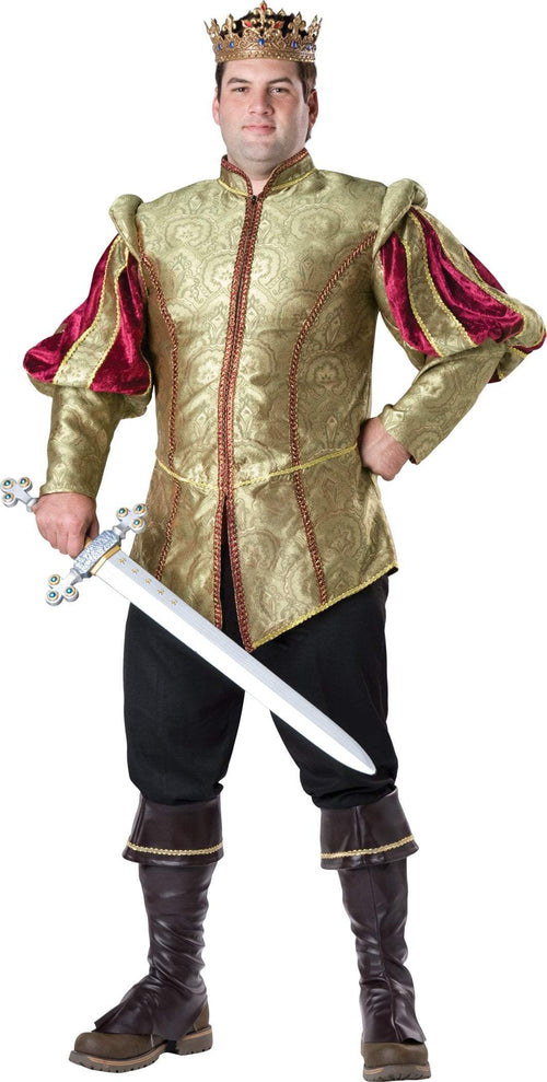InCharacter Costumes XXLARGE Deluxe Renaissance Prince Plus Size Costume