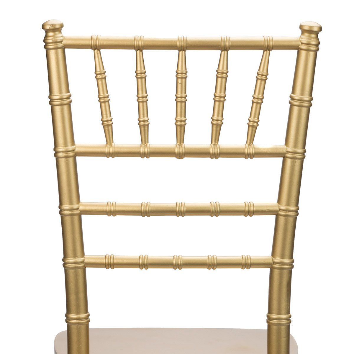 JJ's Party House Rental Chairs Gold Wood Chiavari Chair