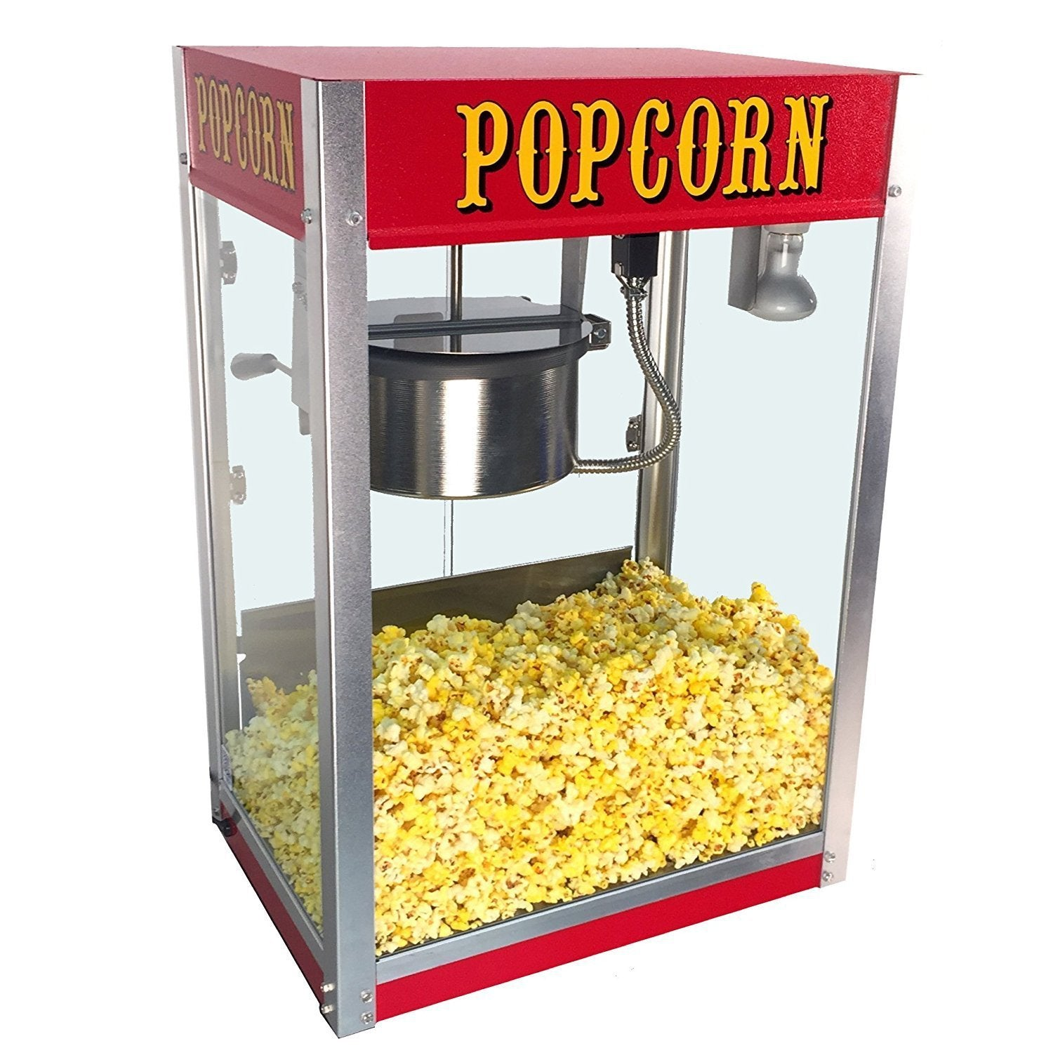 JJ's Party House Rental Popcorn Machine