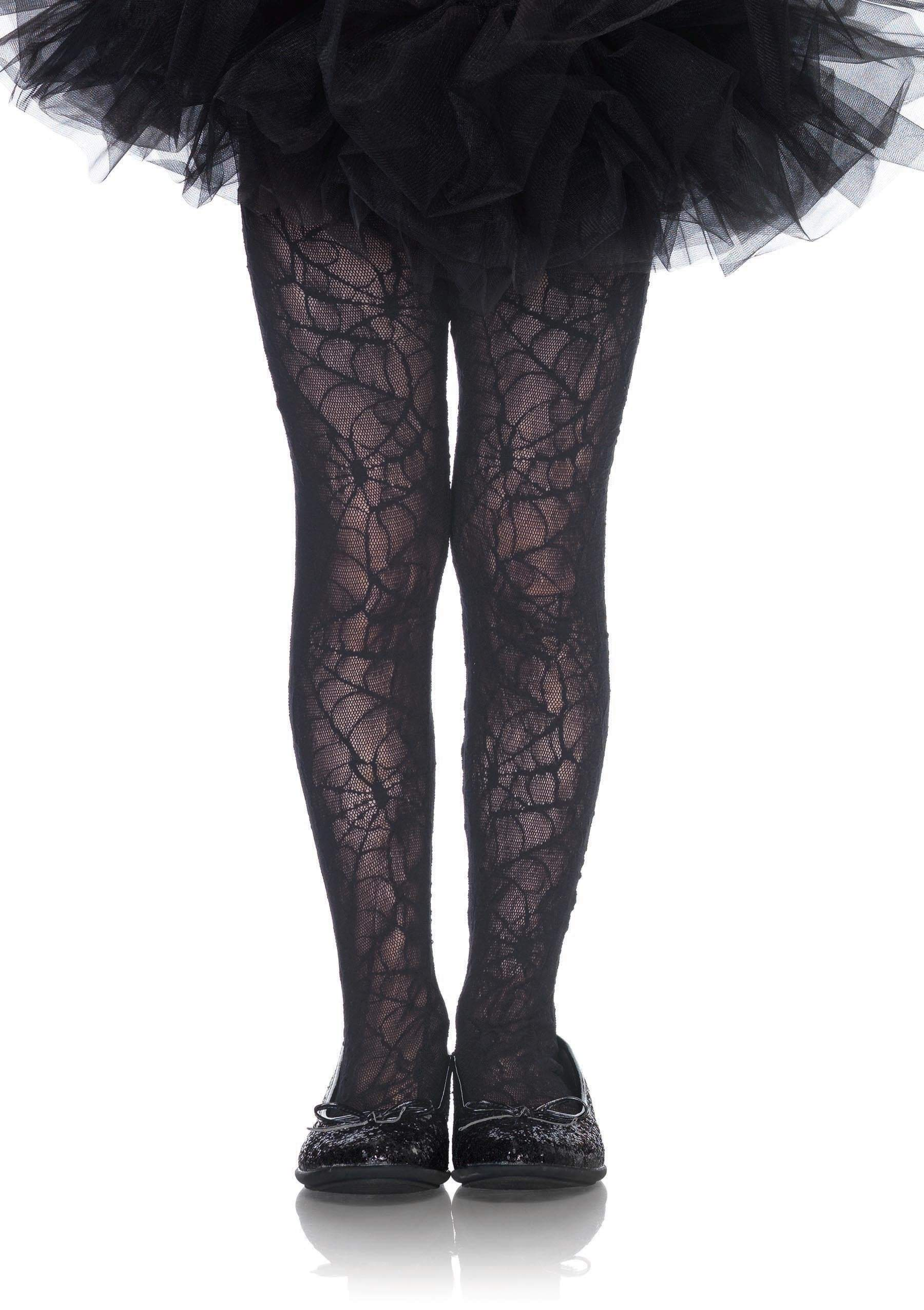 White Tights Pantyhose Costume Accessory Adult Costume Christmas Angel