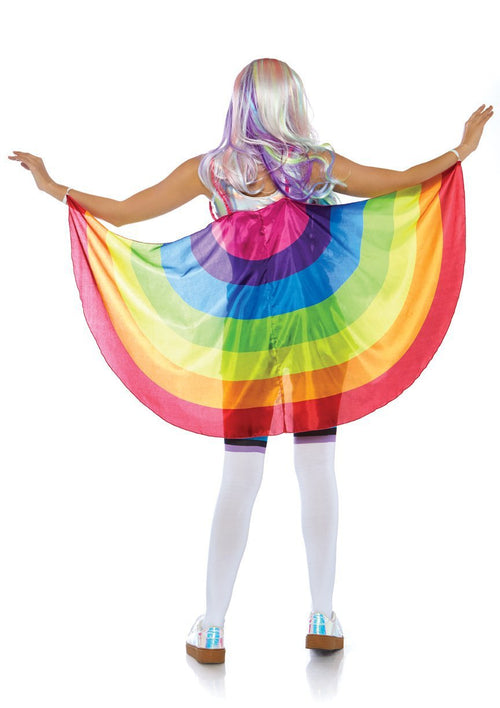 Leg Avenue Costume Accessories Rainbow Wings