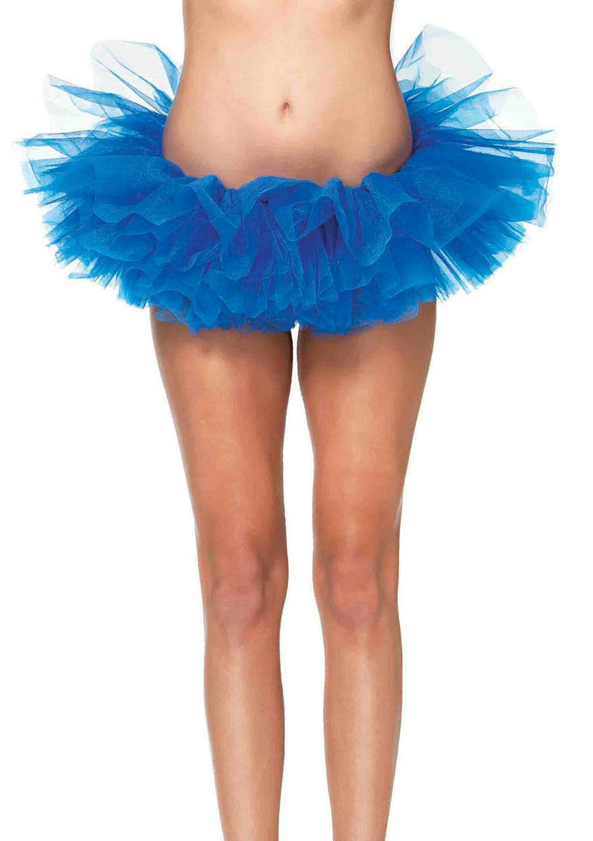 Leg Avenue Costume Accessories ROYAL BLUE / O/S Organza Tutu