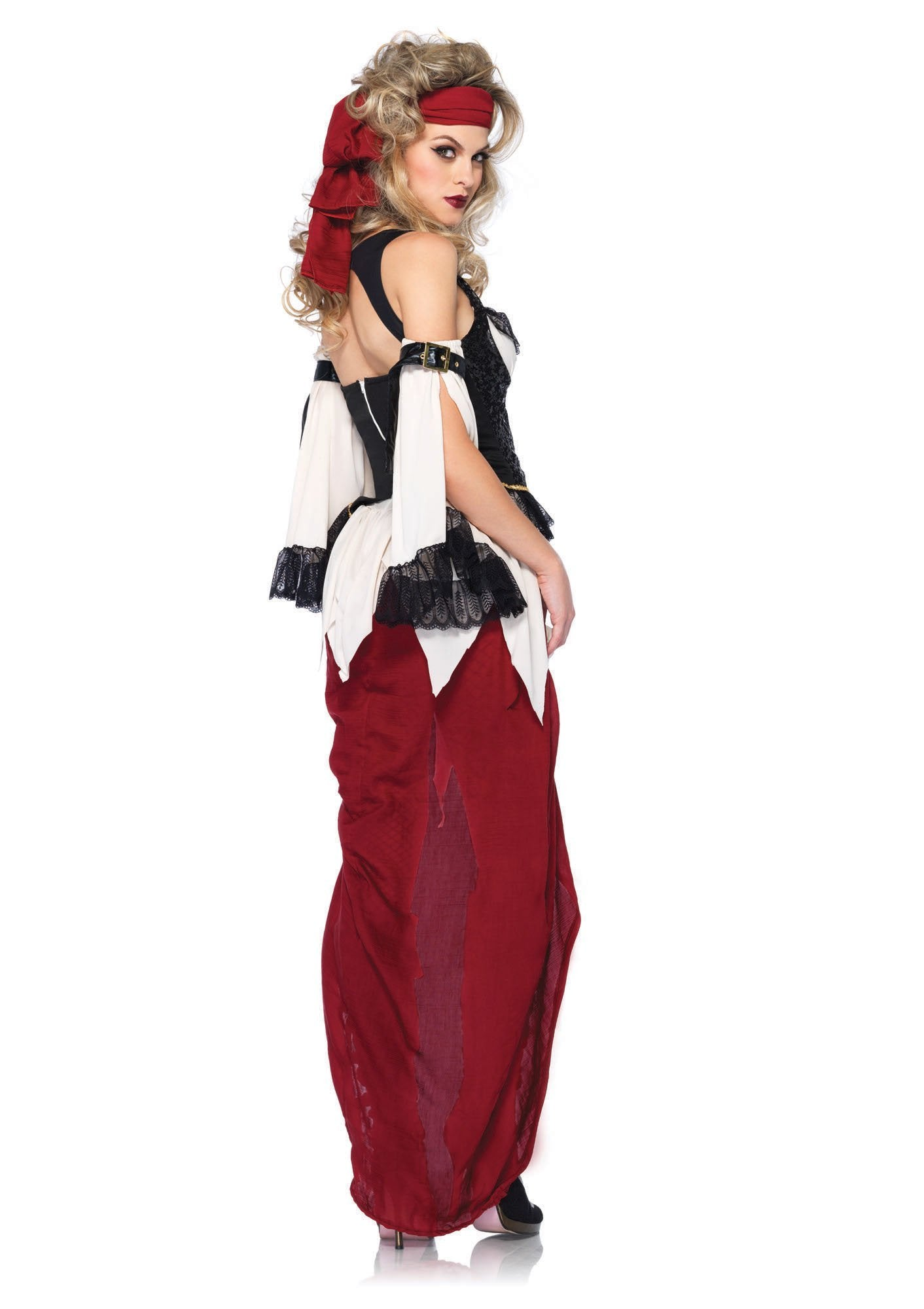 Leg Avenue Costumes Adult Buried Treasure Beauty Pirate Costume