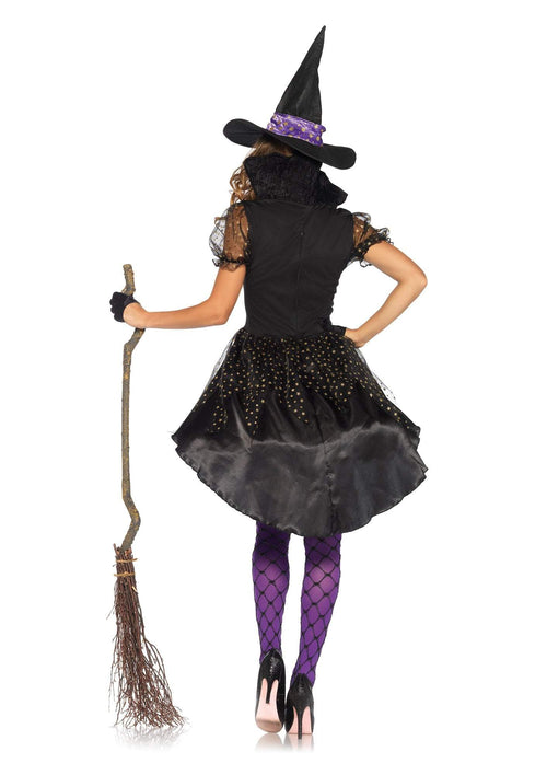 Leg Avenue Costumes Adult Crafty Vixen Witch Costume