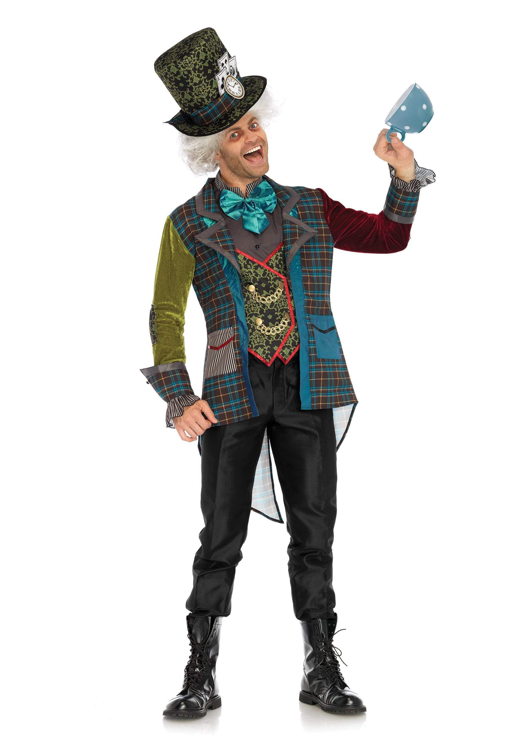 Leg Avenue Costumes Adult Deluxe Mad Hatter Costume