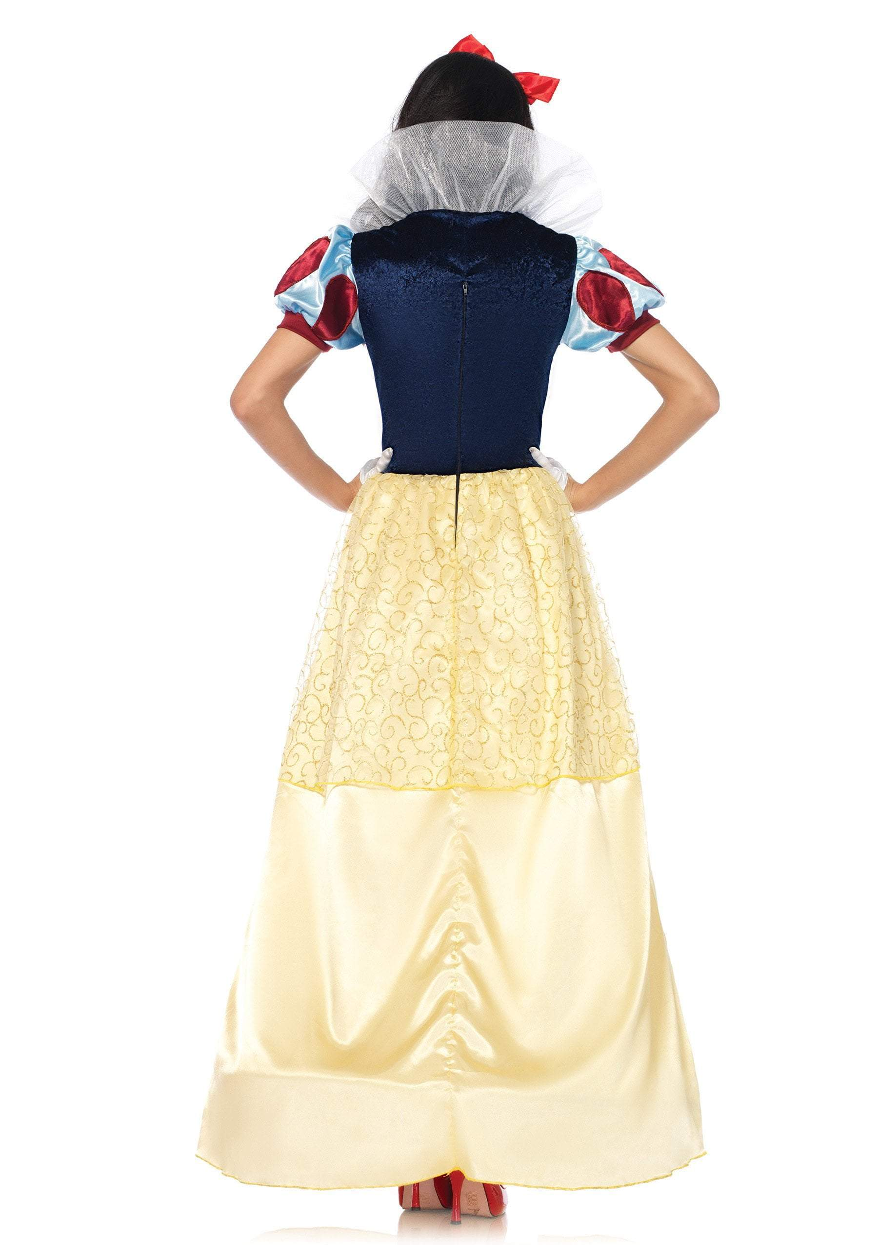 Leg Avenue Costumes Adult Deluxe Snow White Costume