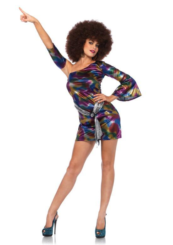 Leg Avenue Costumes Adult Disco Chick 70s Costume
