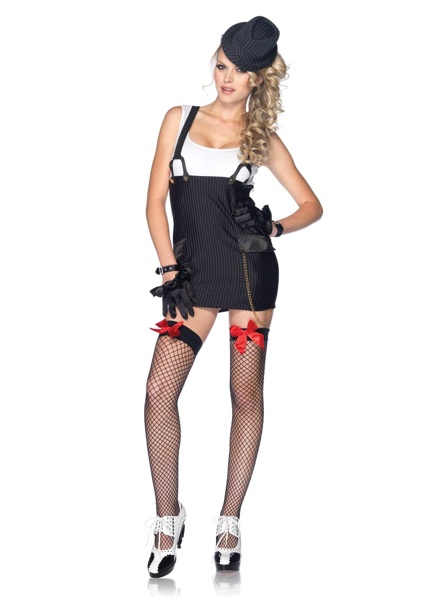 Leg Avenue Costumes Adult Gangster Girl Costume