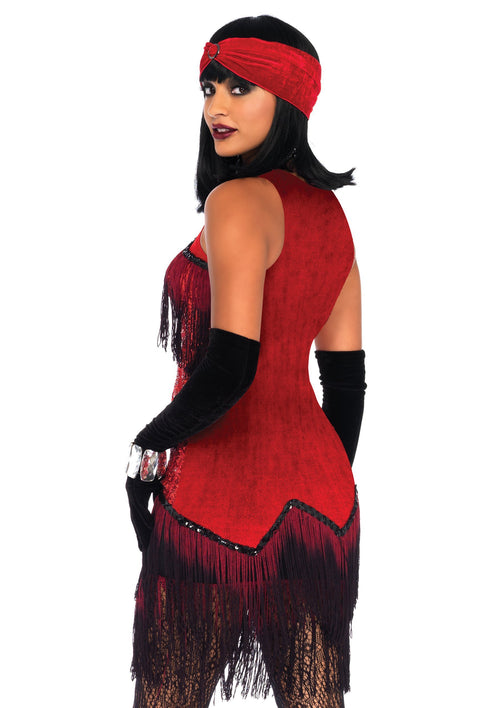Leg Avenue Costumes Adult Gatsby Girl Flapper Costume