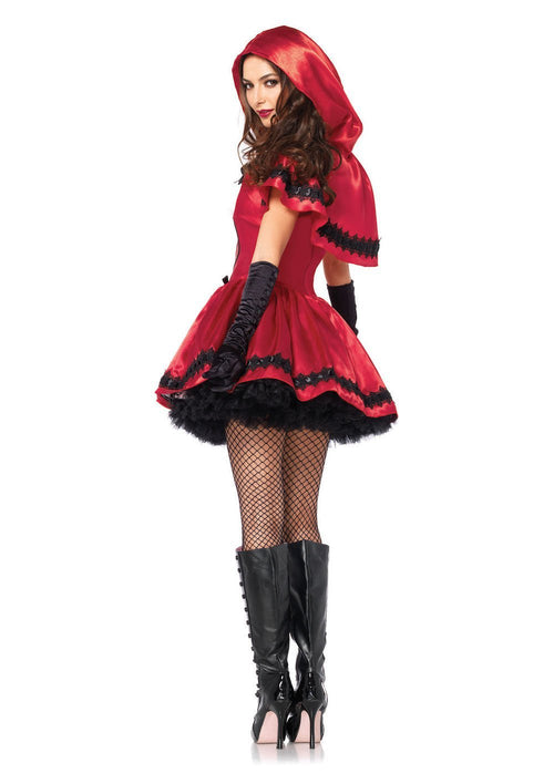 Leg Avenue Costumes Adult Glamorous Red Riding Hood Costume