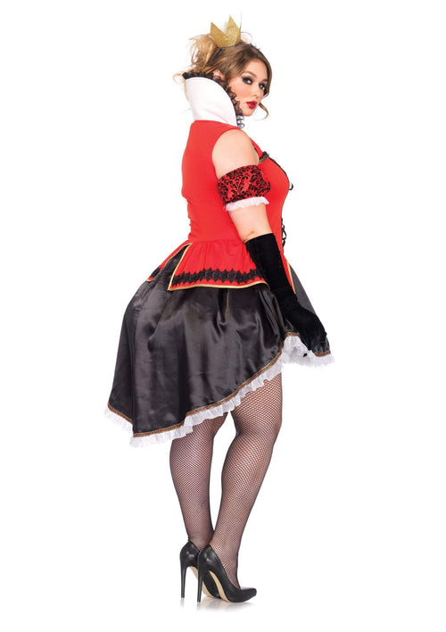 Leg Avenue Costumes Adult Royally Sexy Queen Plus Costume