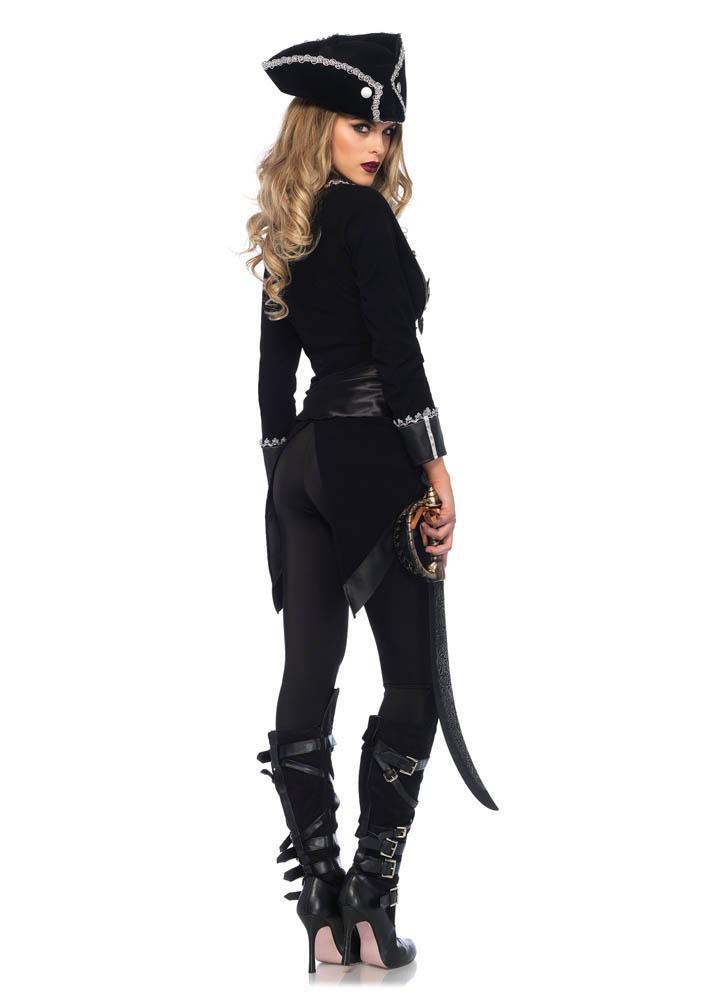 Leg Avenue Costumes Adult Seven Seas Beauty Pirate Costume