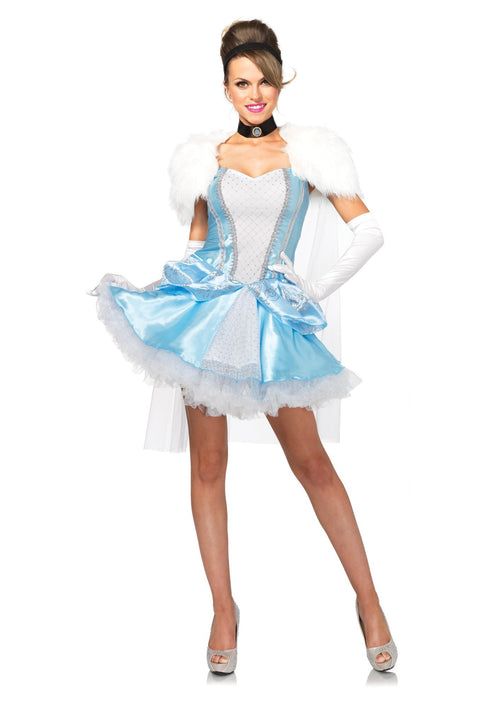 Leg Avenue Costumes Adult Slipper-less Sweetie Princess Costumes