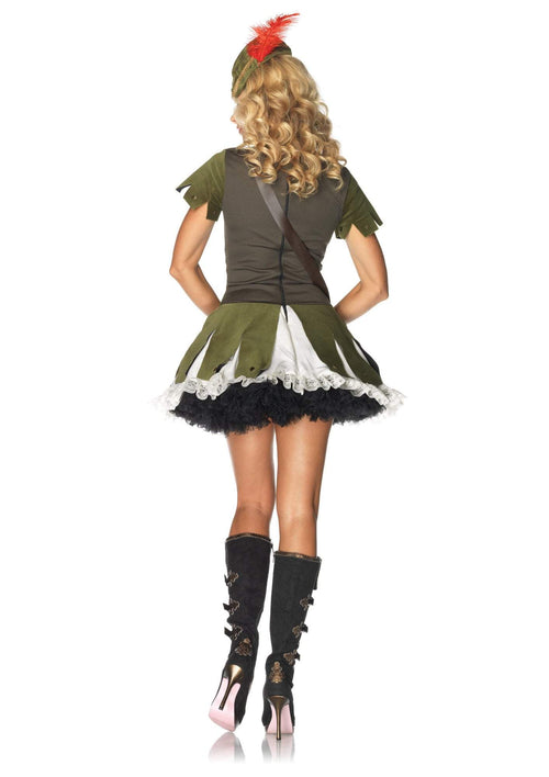 Leg Avenue Costumes Adult Thief of Hearts Costume