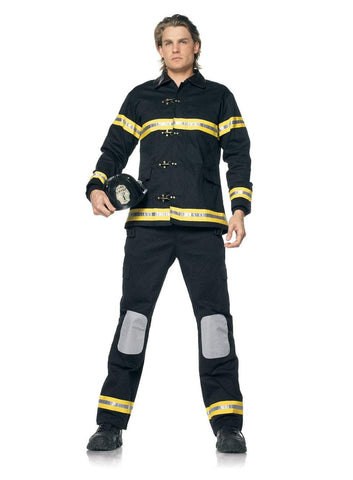 Mens Fire Away Firefighter Costume