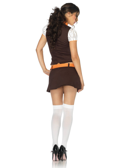 Leg Avenue Costumes Cookie Scout Costume