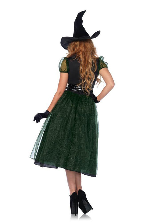 Leg Avenue Costumes Darling Spellcaster Witch Costume