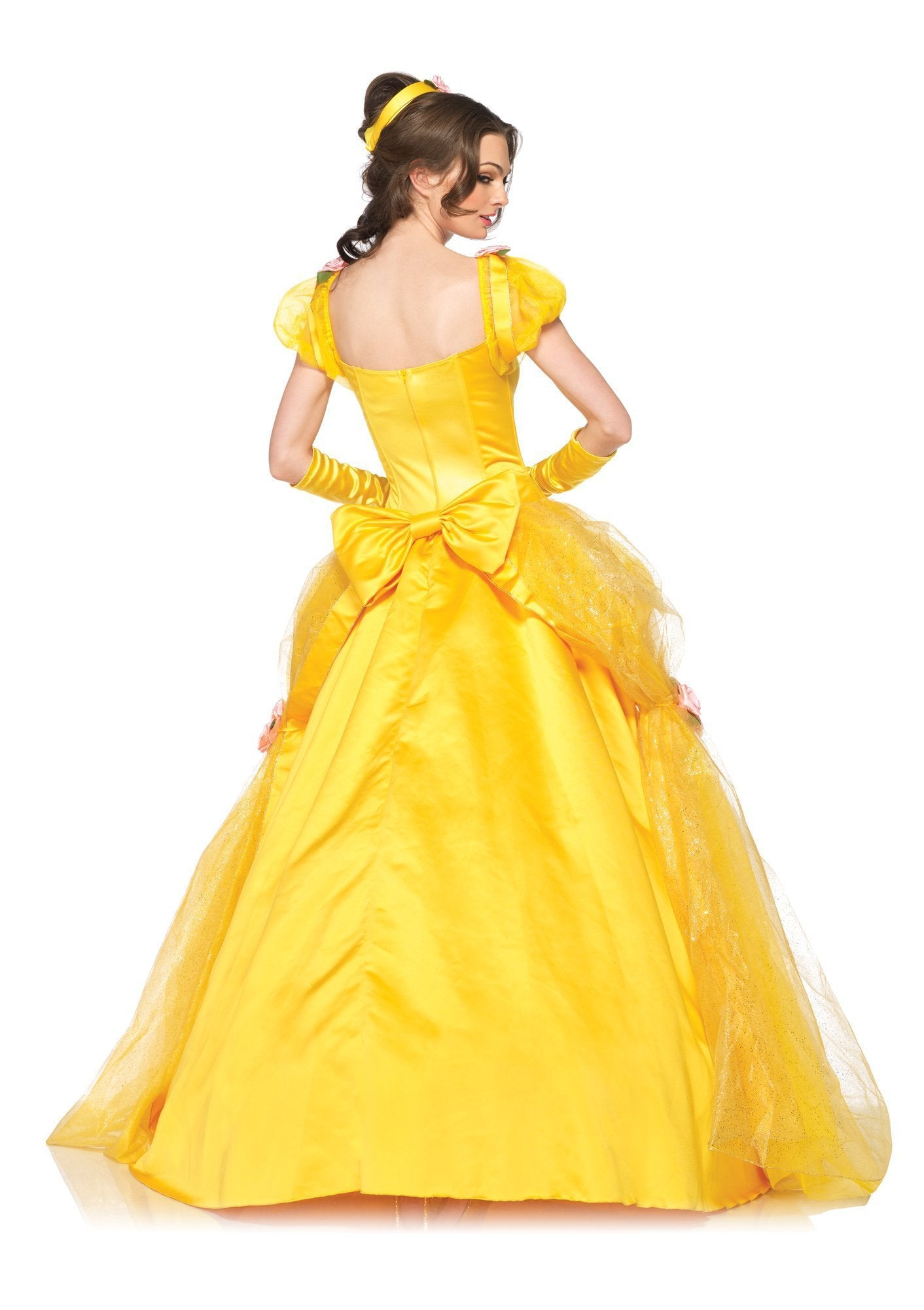 Leg Avenue Costumes Deluxe Belle Costume - Beauty & the Beast