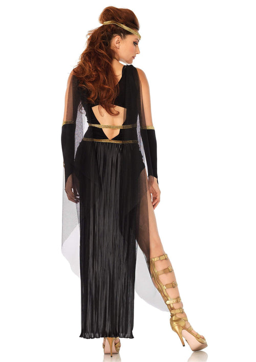 Leg Avenue Costumes Divine Dark Goddess Costume
