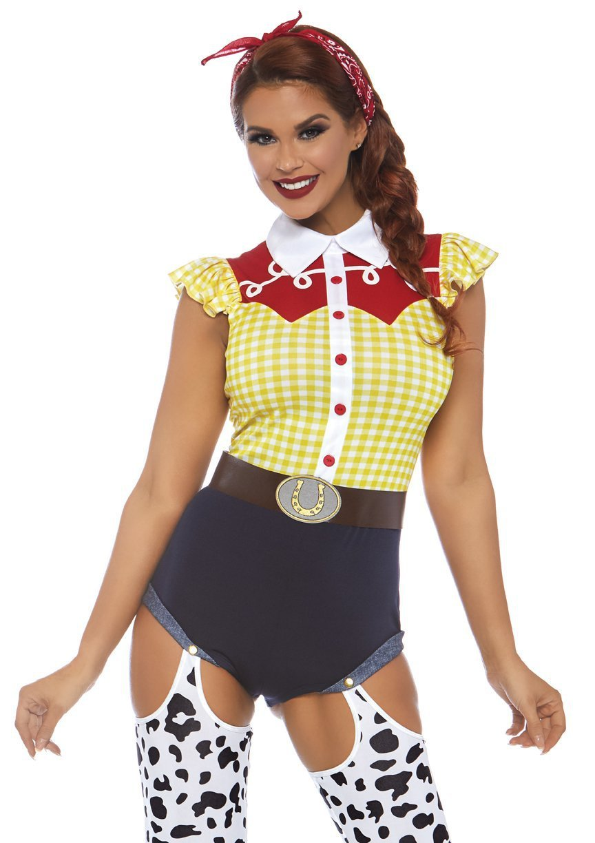 Leg Avenue Costumes Giddy Up Cowgirl Costume