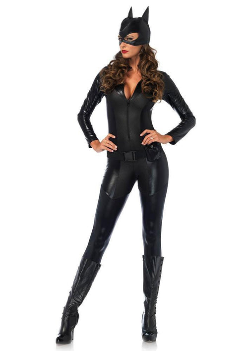 Leg Avenue Costumes LARGE Captivating Crime Fighter Costume